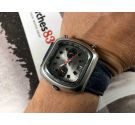 Zodiac Calibre Heuer 12 (Zodiac 90) Vintage swiss chronograph automatic watch Ref 902.887 *** ALMOST NEW OLD STOCK ***