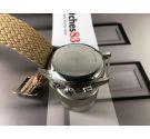 Zeno Watch Basel Reloj suizo automático retro bicompax Flieger cronografo 6302-7753 Cal Valjoux 7753 *** ESPECTACULAR ***