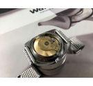 NOS Favre Leuba DUOMATIC Reloj antiguo automático Cal 806 *** Casi NEW OLD STOCK ***