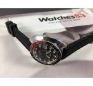DIVER Bulova Oceanographer automatic Snorkel 666 FEET Reloj vintage automático Cal 11BLACD *** ESPECTACULAR ***