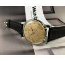 IWC International Watch Co Vintage swiss hand wind watch Calibre IWC 89 *** COLLECTORS ***