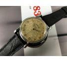 IWC International Watch Co Reloj antiguo suizo de cuerda Calibre IWC 89 *** COLECCIONISTAS ***