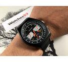 Thermidor Reloj cronógrafo suizo antiguo de cuerda 17 rubis Cal Valjoux 7734 *** ESPECTACULAR ***
