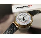 Verbania Chronometre Chronographe Vintage swiss hand winding trench chronograph watch *** OVERSIZE ***