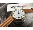 Universal Geneve Reloj vintage suizo antiguo de cuerda 17 jewels Cal 42 Plaqué OR *** PRECIOSO ***