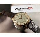 CYMA Reloj suizo antiguo de cuerda Cal 586 K Oro 18K 0.750 GRAN DIÁMETRO *** MARAVILLOSO ***