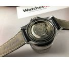Yema SUPERMAN Patent Pending 990 FEET Reloj vintage automático DIVER Cal 2783 *** ESPECTACULAR ***