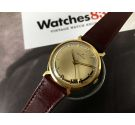 Zenith Champagne Antique swiss watch made of 18K Gold Cal 2532 *** WONDERFUL ***