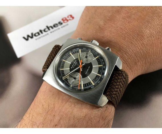 ARTEN Vintage swiss hand wind chronograph watch Cal Landeron 248 *** BEAUTIFUL ***