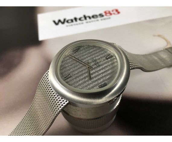 Zodiac automatic NOS Vintage swiss automatic watch Cal ETA 2870 OVERSIZE *** NEW OLD STOCK ***