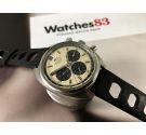 MOVADO DATRON HS 360 Reloj cronógrafo automático vintage Cal 3019 PHC Dial Panda *** ESPECTACULAR ***