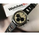 MOVADO DATRON HS 360 Vintage chronograph automatic watch Cal 3019 PHC Panda Dial *** SPECTACULAR ***
