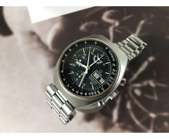 Omega Speedmaster MARK 4.5 Reloj suizo vintage cronógrafo automático Ref 176.0012 Cal Omega 1045 *** ESPECTACULAR ***