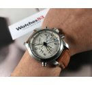 FORTIS B-42 Flieger Automatic Chronograph Alarm swiss watch Ref. 636.10.12 LC 05 *** NEW PRICE IN SHOP 8,645 € ***