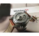 NOS DIAMANT Reloj suizo antiguo de cuerda 17 Rubis Antichoc OVERSIZE *** NUEVO DE ANTIGUO STOCK ***