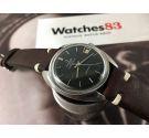 Universal Geneve Polerouter NS Date Microtor Cal 1-69 Reloj suizo antiguo automático 28 jewels *** ESPECTACULAR ***
