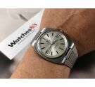 NOS Omega Seamaster Vintage swiss automatic watch Ref 166.0206 / 366.0842 Cal 1012 *** NEW OLD STOCK ***