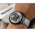 Potens de Luxe Reloj suizo vintage de cuerda DIVER Profundímetro Cal AS ST 1950/51 RAREZA *** OVERSIZE ***