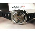 FAVRE LEUBA Geneve 10 ATU Reloj cronógrafo antiguo de cuerda Cal Valjoux 23 Ref 30243 *** ESPECTACULAR ***