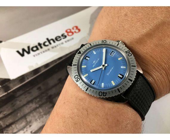 Mondia Friendship Diver Cal AS ST 1950-51 Reloj suizo de cuerda *** Espectacular ***