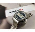 NOS SANTPI de Luxe Reloj suizo antiguo automático GENTLEMAN 17 Rubis Cal Felsa 3611 *** NUEVO DE ANTIGUO STOCK ***