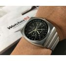 Omega Speedmaster 125 Anniversary Vintage swiss chronograph automatic watch Ref. 378.0801 Cal Omega 1041 *** SPECTACULAR ***