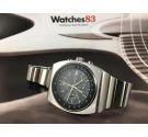 Omega Speedmaster 125 Anniversary Reloj vintage suizo cronógrafo automático Ref. 378.0801 Cal Omega 1041 *** ESPECTACULAR ***