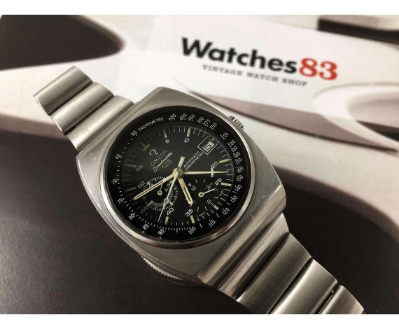 72e92b51e818 378.0801 Cal Omega 1041   Omega Speedmaster 125 Anniversary Reloj vintage  suizo cronógrafo automático Ref. 378.0801 Cal Omega 1041