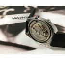 GRUEN Reloj vintage swiss automatic watch Autowind 600 FEET 17 jewels Cal 731 CD *** OVERSIZE ***