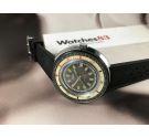 Manual winding watch Diver JOPEL Incabloc 17 jewels *** OVERSIZE ***