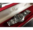 NOS Omega Dynamic Vintage lady swiss automatic watch + BOX *** NEW OLD STOCK ***