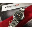 NOS Omega Dynamic Reloj de mujer suizo vintage automático + ESTUCHE *** NUEVO DE ANTIGUO STOCK ***