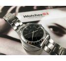 Tudor Prince Oysterdate NOS Reloj vintage automatico Ref 74020 Rotor Self Winding Dial Negro *** NUEVO DE ANTIGUO STOCK ***