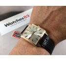 NOS Universal Geneve Swiss vintage automatic watch Plaqué OR Cal 275 Ref 41401-2 *** NEW OLD STOCK ***