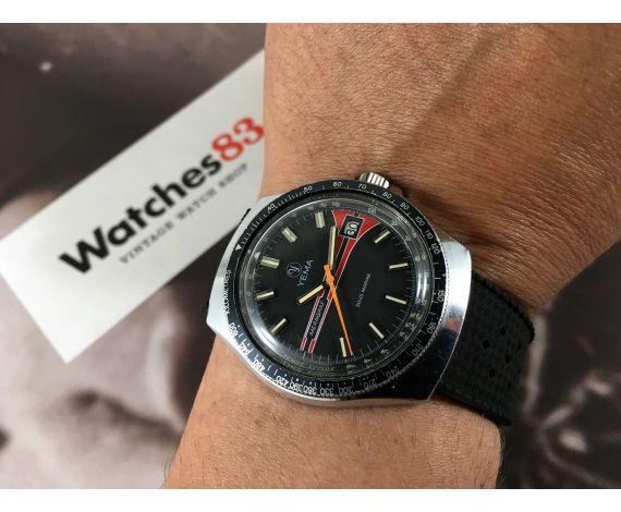 e99a52118735 YEMA Meangraf Sous Marine Reloj vintage de cuerda Cal FE 3611     PRECIOSO  ...