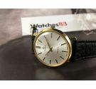 Omega Genève Vintage swiss hand winding watch Cal 620 Ref MD 111.0108 *** PLAQUÉ OR 20 MICRONS ***