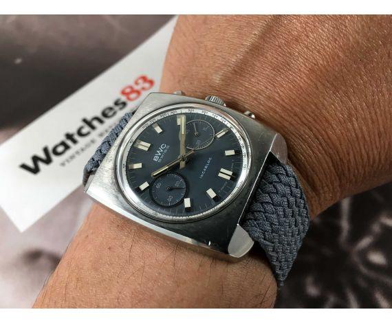 224af5da490b BWC Reloj vintage suizo de cuerda cronógrafo Cal Landeron 248     PRECIOSO  ...