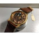 N.O.S. Crysrey Vintage swiss hand winding watch Plaqué OR Cal ETA 1120 *** NEW OLD STOCK ***