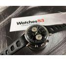 KELEK Vintage swiss hand winding chronograph watch Cal. Landeron 248 *** SPECTACULAR ***