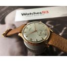 NOS LANDI Vintage swiss hand winding watch Plaqué OR Consul 135 *** NEW OLD STOCK ***