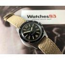 Diver LANCO BARRACUDA swiss vintage automatic watch 30 jewels Cal 1146 *** COLLECTORS ***