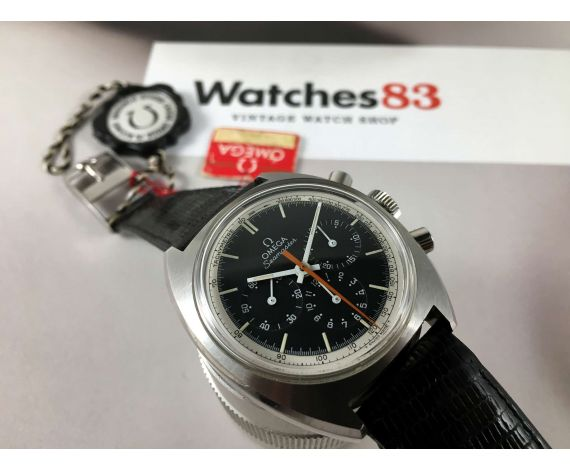NOS Chronograph OMEGA SEAMASTER Vintage swiss hand winding watch Ref. 145.016 Cal. 861 NEW OLD STOCK *** COLLECTORS ***