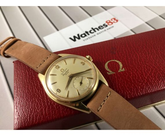 Omega RANCHERO from 1959 Swiss vintage hand winding watch Cal 267 Ref PK 2990-1 *** COLLECTORS ***