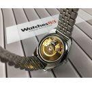 SANDOZ DUPLEX Reloj vintage suizo automático 25 jewels Cal. FHF 908 *** DIAL MISTERIOSO ***