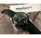 Micro DIVER vintage swiss automatic watch NOS 25 jewels Cal. ETA 2452 *** NEW OLD STOCK ***