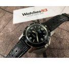 Micro DIVER Reloj suizo antiguo automático NOS 25 jewels Cal. ETA 2452 *** NUEVO DE ANTIGUO STOCK ***