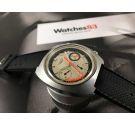 LONGINES NONIUS Reloj cronógrafo suizo vintage de cuerda Cal 330 (Valjoux 72) Ref 8271 *** ESPECTACULAR ***