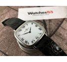 BAUME & MERCIER Geneve Reloj antiguo suizo de cuerda Cal. BM 17001 *** OVERSIZE ***