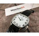 BAUME & MERCIER Geneve Vintage swiss manual winding watch Cal. BM 17001 *** OVERSIZE ***