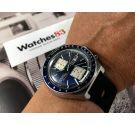 Seiko Kakume Crono Reloj cronógrafo vintage automático Cal. 6138 Ref 6138-0030 *** SPEED-TIMER ***
